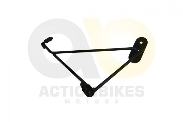 Actionbikes Shineray-XY200ST-9-Kotflgelhalter-vorne-links-XY250STXE-ab0511 3733303331373537 01 WZ 16