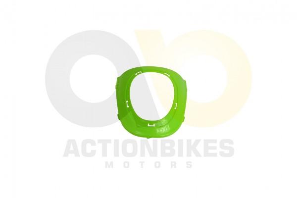 Actionbikes Elektro-Motorrad--Dreirad--LS-128A-RIS-Scheinwerferverkleidung-grn-Elektroauto-LS-128B-R