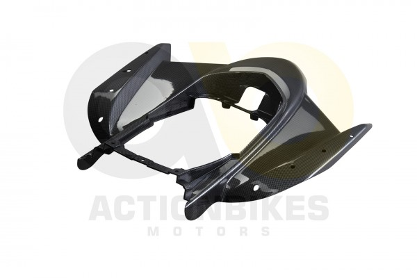Actionbikes Jinling-Speedslide-JLA-21B-Speedtrike-JLA-923-B-Verkleidung-hinten-carbongrau-Speedstar-