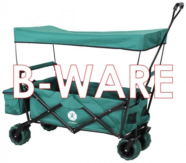 Miweba Bollerwagen-MB-10 Gruen B-Ware_92050