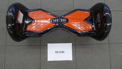 GE1246 Schwarz/Rot