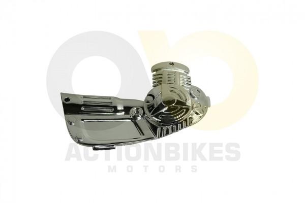 Actionbikes Elektromotorrad--Trike-Mini-C051-Motorattrappe-rechts-Chrom 5348432D544D532D31303330 01