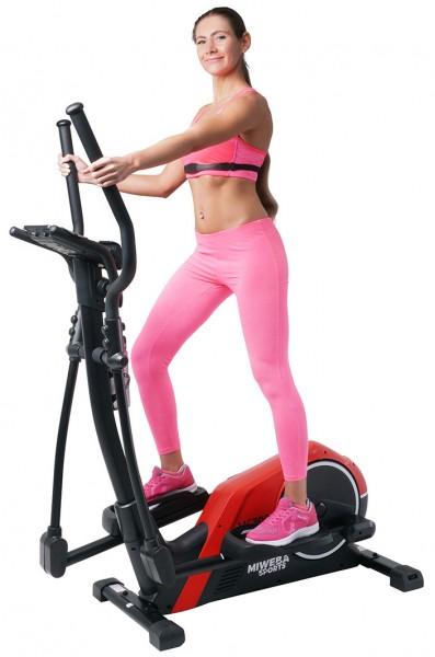 Miweba Crosstrainer-MC300 Rot-Schwarz 5052303032303139312D3032 DSC04608 OL 1620x1080_99762