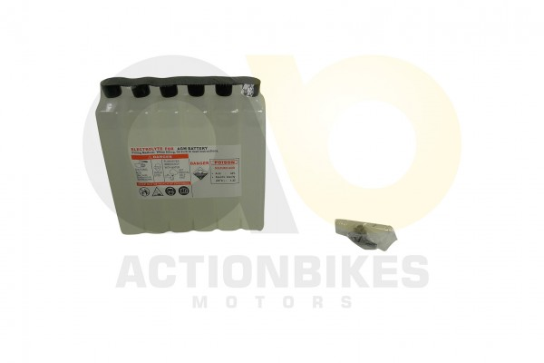 Actionbikes Batterie-GTX14-BSCTX14-BSYTX14-BS-D-Dinli-450-DL904-300-DL801Mad-Max-250Mad-Max-300XY300