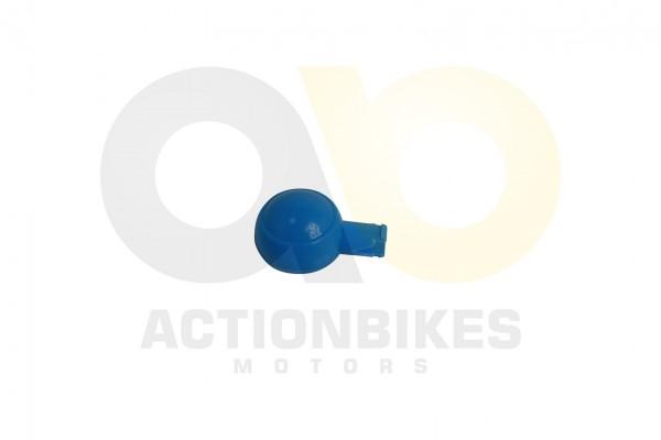 Actionbikes Elektro-Motorrad--Dreirad--LS-128A-RIS-Rcklichthalter-hinten-blau-Elektroauto-LS-128B-RI