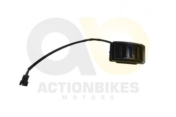 Actionbikes Mercedes-SLR-Mclaren-522-ZHE-Gaspedal-Schwarz-mir-Schalter-6-Polig 53485A2D4D534C522D313