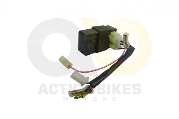 Actionbikes CDI-1PE40QMB-Motor-50cc--25-kmh-DDMotor-mit-schwarzem-Variogehuse-JJ-QT-17 33303430302D4
