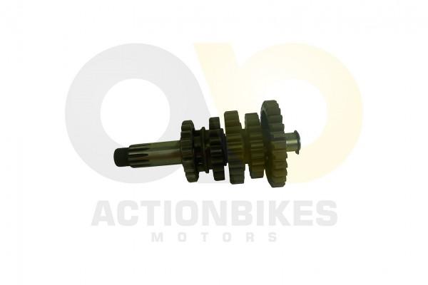 Actionbikes Shineray-XY300STE-GetriebenebenwelleEingangswelle 32333730302D3132302D30303030 01 WZ 162