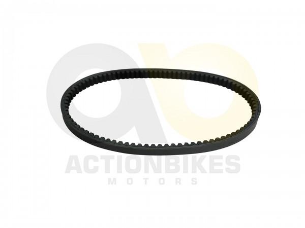 Actionbikes Motor-152QMI-Antriebsriemen-842-20-30 3131343030312D313532514D492D30313030 01 WZ 1620x10