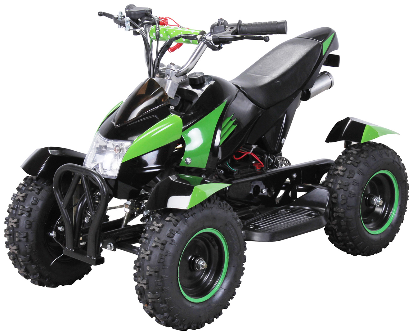 mini kinder atv cobra 49 cc pocketquad 2 takt quad