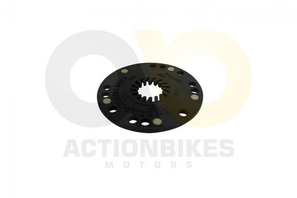 Actionbikes TXED-Alu-Elektro-Fahrrad-E-Times-City-GS-Umdrehungssensor-Magnetscheibe 545845442D47532D