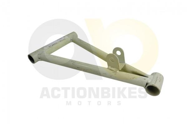 Actionbikes Mini-Quad-110-cc-Querlenker-unten-wei-S-12S-14leerohne-Buchsenohne-Kugelkpfe 33353530303