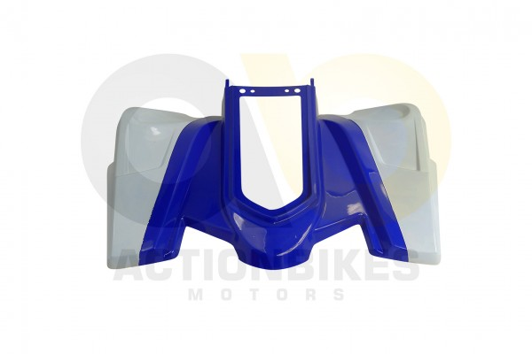 Actionbikes Miniquad-Elektro49-cc-Racer-Verkleidung-blauwei-hinten 57562D4154562D3032342D342D31322D3