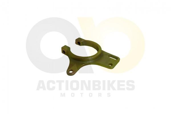 Actionbikes Shineray-XY250STXE-Bremssattel-hinten-Befestigungsplatte-XY200ST-9200ST-6A 36363831332D3
