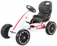 miweba gokart abarth kinder pedal auto tretauto. Black Bedroom Furniture Sets. Home Design Ideas