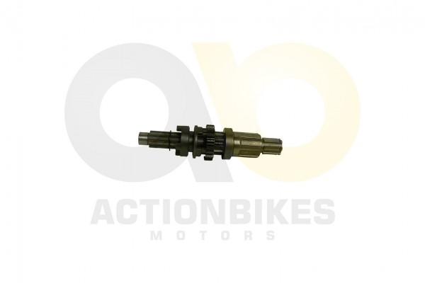 Actionbikes Shineray-XY250STXE-GetriebehauptwelleEingangswelle 32333630302D3037312D30303030 01 WZ 16