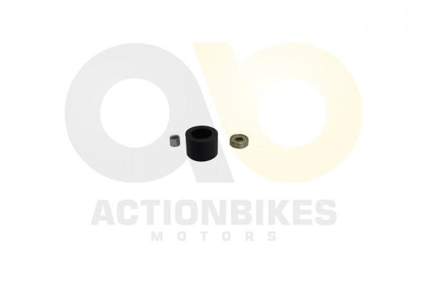 Actionbikes Egl-Mad-Max-250300-Kettenrollenset-2x-Lager-608-ZZ-1x-Metallhlse-1x-Kettenrolle-Kunststo