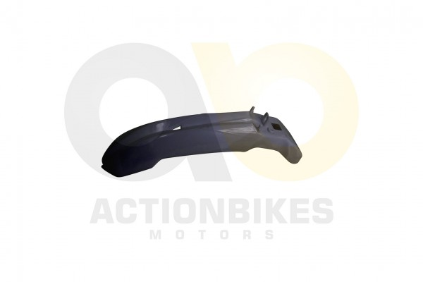 Actionbikes Highper-Mini-Crossbike-Gazelle-49-cc-2-takt--500W-Schutzblech-vorne-Wei 48502D475A2D3439