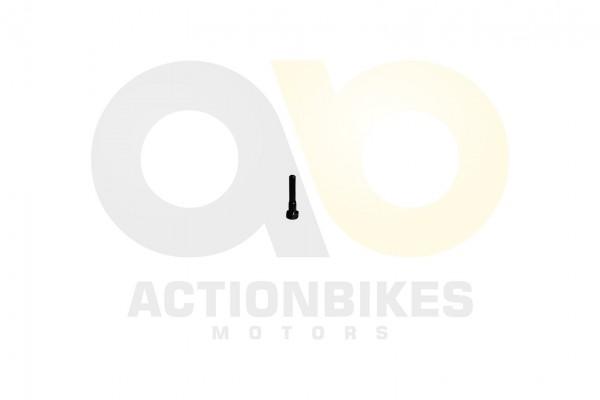 Actionbikes Motor-500-cc-CF188-Schraube-fr-Steuerkettenspannschiene-mit-Loch 43463138382D30323330303