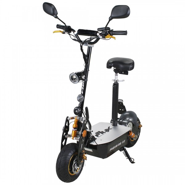 Actionbikes Freeride-X2 Schwarz-Gold 5052303031383332332D3033 360-13 BGW 1620x1080