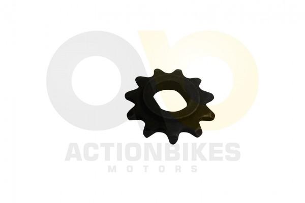 Actionbikes Miniquad-Elektro-Ritzel-vorne-11-Zhne-fr-500W-HB800WE-Flux 57562D4154562D3032342D372D313