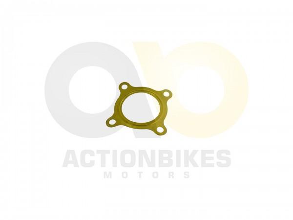 Actionbikes Motor-139QMA-Dichtung-Zylinderkopf-Metall 3130313230352D313339514D412D30303030 01 WZ 162