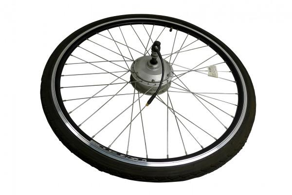 Actionbikes TXED-E-Bike-Fahrrad-Alu-City-8000HC-B-Rad-hinten-komplett-inkl-Motor-28-Zoll 545845442D4