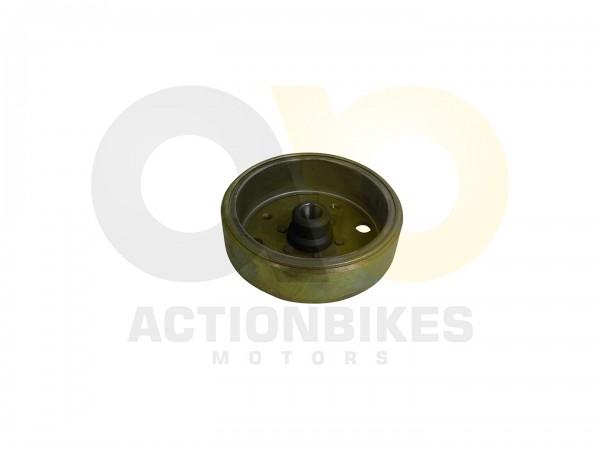 Actionbikes Motor-139QMA-A139QMA-Lichtmaschinenglocke 3131313132302D313339514D412D30313030 01 WZ 162