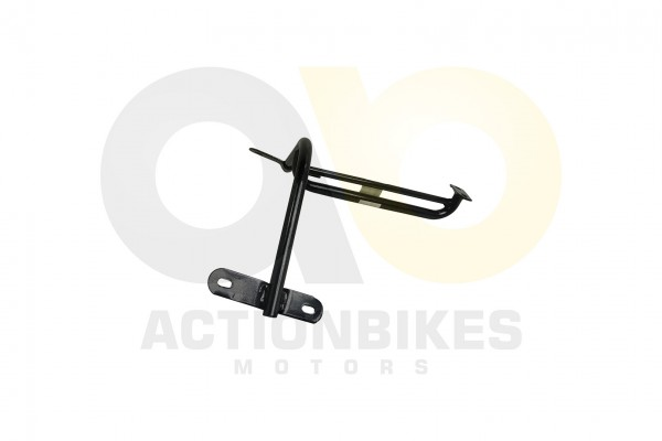 Actionbikes Kinroad-XY250GK-Halter-Schutzblech-vorn-rechts-Racer 4B413030313336303031412D31 01 WZ 16
