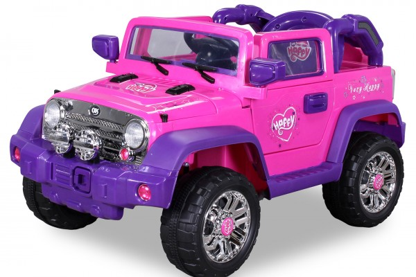 kinder elektroauto jeep jj235 mit 2x 25 watt motor jeep. Black Bedroom Furniture Sets. Home Design Ideas
