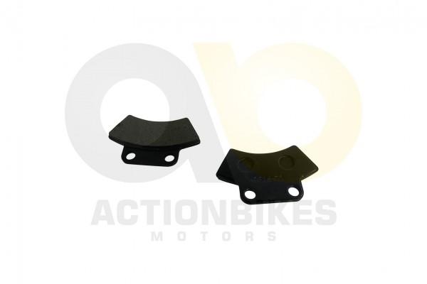 Actionbikes Bremsbelge-Feststellbremse-LucasXT250GK--KWGK-250DS--LK260--LK500--DF500GK--DF600GKTensi