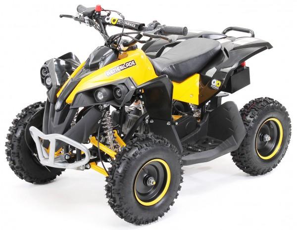 Actionbikes Miniquad-Reneblade-49cc Schwarz-Gelb 5052303031393034342D3035 startbild OL 1620x1080_948