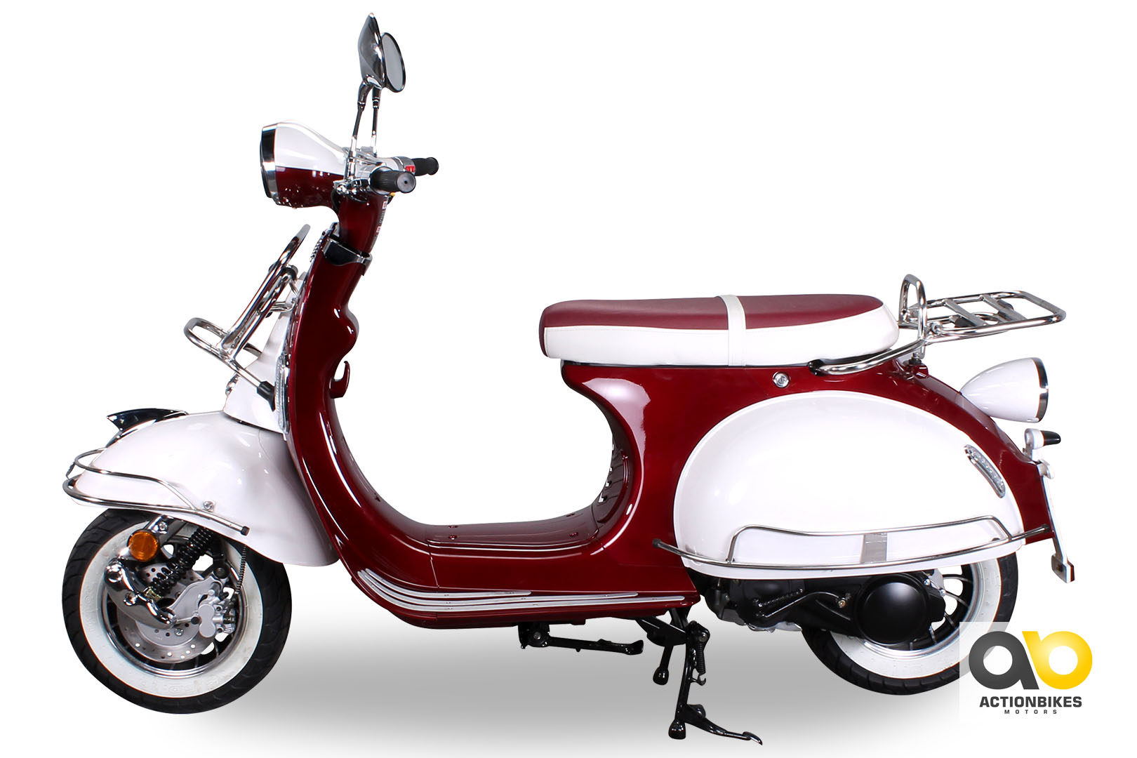 znen r tro toile scooter 125 cc scooter r tro scooter scooter 125 ccm. Black Bedroom Furniture Sets. Home Design Ideas