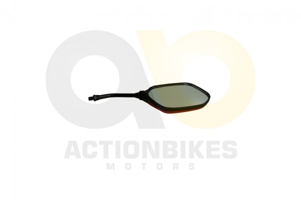 Actionbikes Shineray-XY250ST-5-Spiegel-links-rot-Metallik-M10-XY200ST-9200ST-6AST-9C 353332343031323