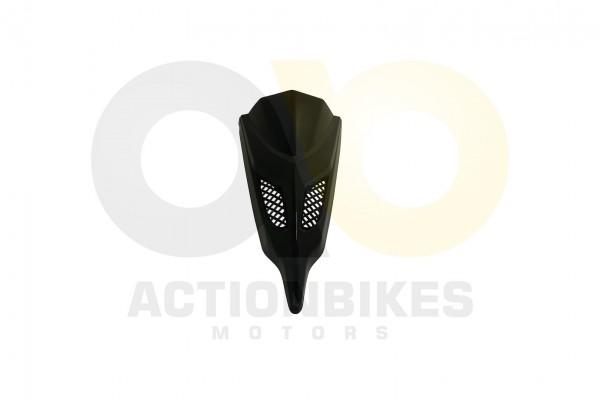Actionbikes Mini-Quad-110cc--125cc---Verkleidung-S-14-vorne-mitte-schwarz-Nase 333535303034362D3238