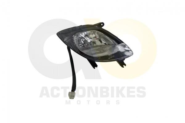Actionbikes Hunter-250-JLA-24E-Scheinwerfer-vorne-rechts 4A4C412D3234452D3235302D4C2D303034 01 WZ 16