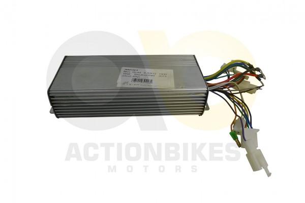 Actionbikes Mini-Quad-S-8S10-1000-Watt-Steuereinheit-2013-Gro48V-L180mmB90mmH46mm 333535303130322D30