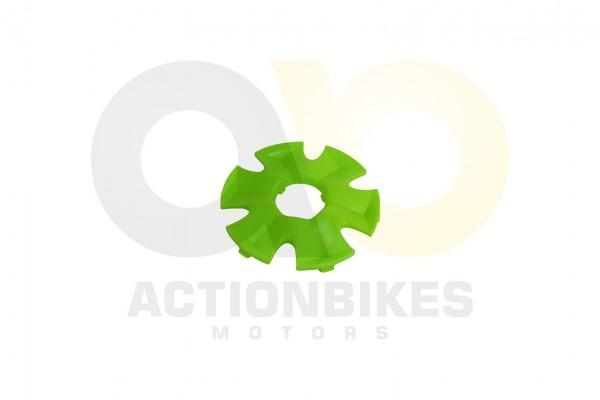 Actionbikes Elektro-Motorrad--Dreirad--LS-128A-RIS-Radzierblendeneinsatz-grn-Elektroauto-LS-128B-RIS