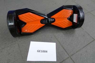 GE1004 Schwarz/Rot