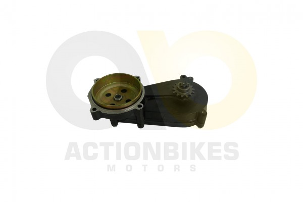 Actionbikes Miniquad-49cc-Getriebe-mit-Kupplungsglocke-und-Ritzel-14-Zhne 313035303030382D33 01 WZ 1