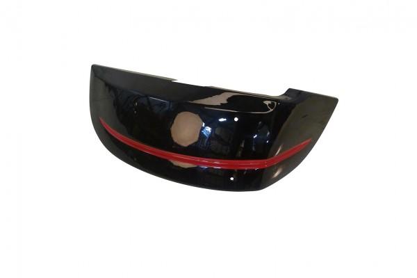 Actionbikes Kinroad-XT1100GK-Kotflgel-vorne-rechts-schwarzmit-rotem-Zierstreifen 4B48303033303730303