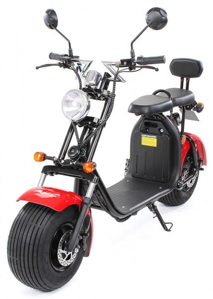 Actionbikes Harley-Scooter-1500-Watt Schwarz-Rot 5052303031393837312D3033 startbild OL 1620x1080_963