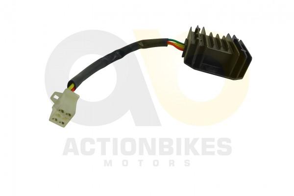 Actionbikes Ladestromregler-Shineray-XY200ST-9--LSR01-XY200ST-6ASTXE-XY200-IIXY150-STE203-E-STXE-PLU