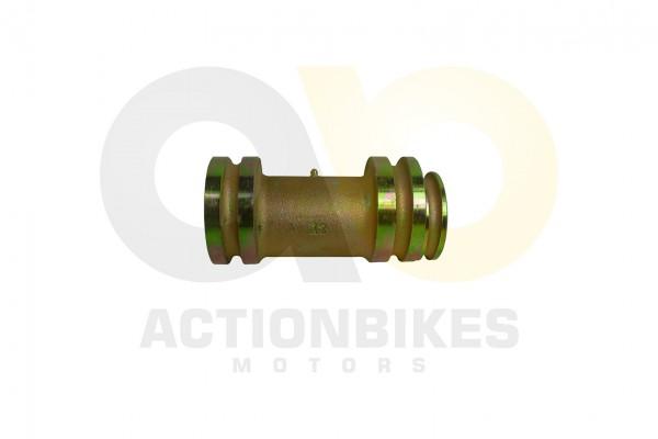 Actionbikes Shineray-XY250STXE-Achsmittelstck-XY200ST-9200ST-6AVerbesserte-Version-mit-4-Kugellager