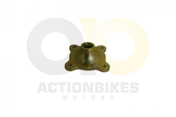 Actionbikes Speedstar-JLA-931E-Radnabe-hinten-Verzahnung-innen-23mm 4A4C412D393331452D3330302D432D31
