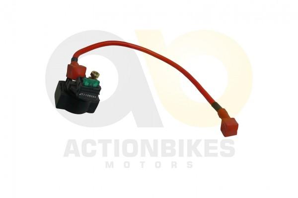 Actionbikes Startrelais-weiblichen-2-Pol-Stecker-BS200S-7S-11--BS300S-18--XY200STIIE-B--XY250SRM--XY