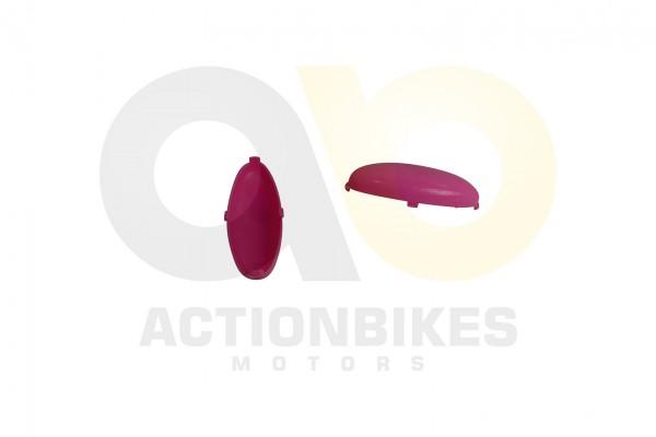 Actionbikes Elektro-Motorrad--Dreirad--LS-128A-RIS-Topcaseeinsatz-pink-Set-zwei-Stck 52502D454D442D3