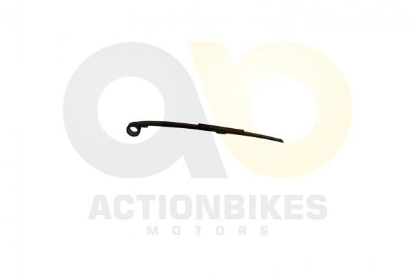 Actionbikes Motor-250cc-CF172MM-Steuerkette-Kettenspannerschiene-mit-Loch 31343531302D534343302D3030