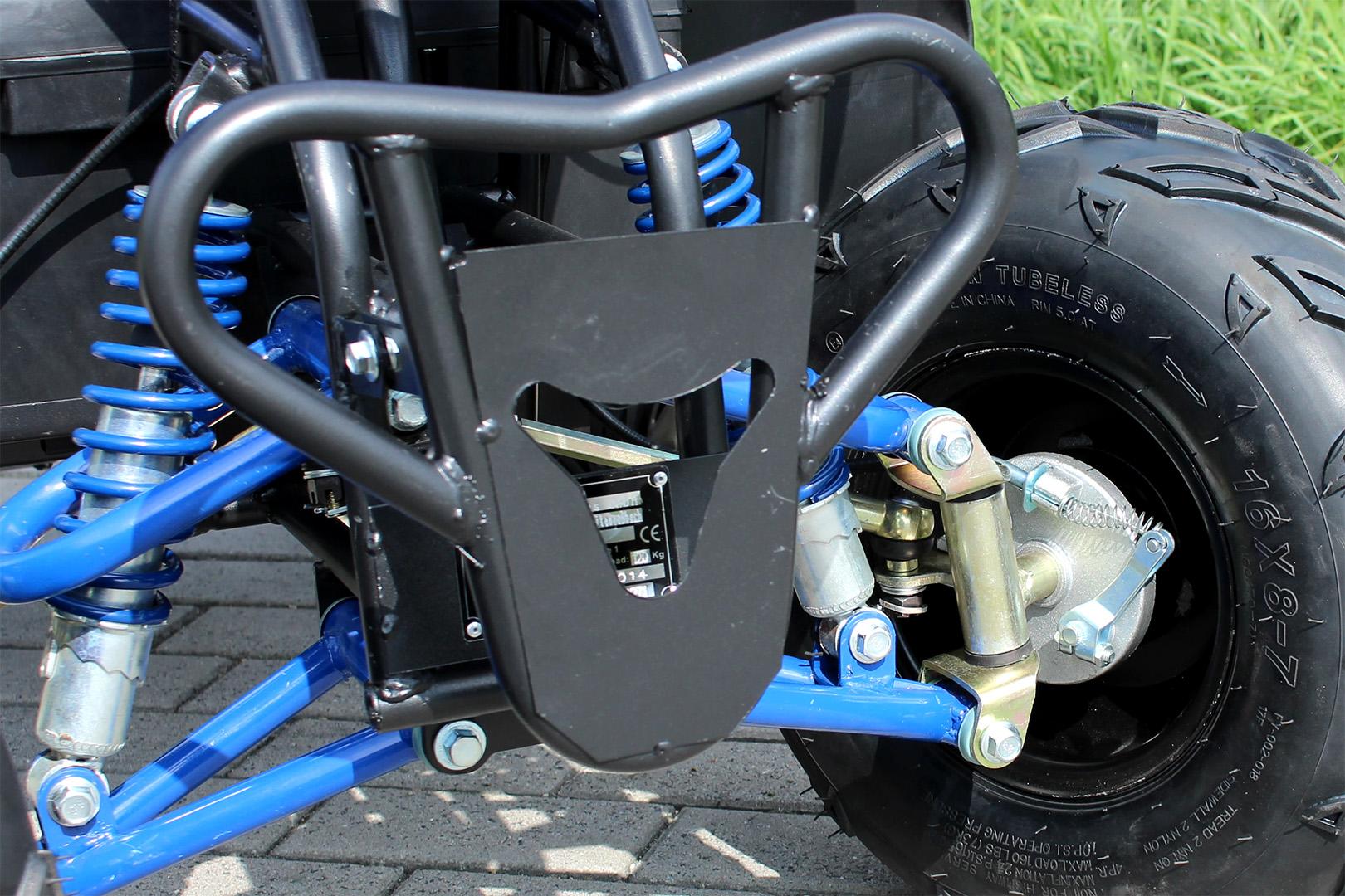 6f6fcb4c9e ... Vorschau: Actionbikes S-5-Elektro blau 33353135303131 10-Bremsen-Vorne  OL ...