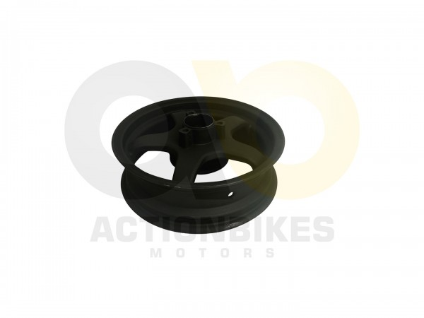 Actionbikes JiaJue-JJ50QT-17-Felge-hinten-35x12-schwarz-matt-Scheibenbremse 34323630312D4D5431302D30